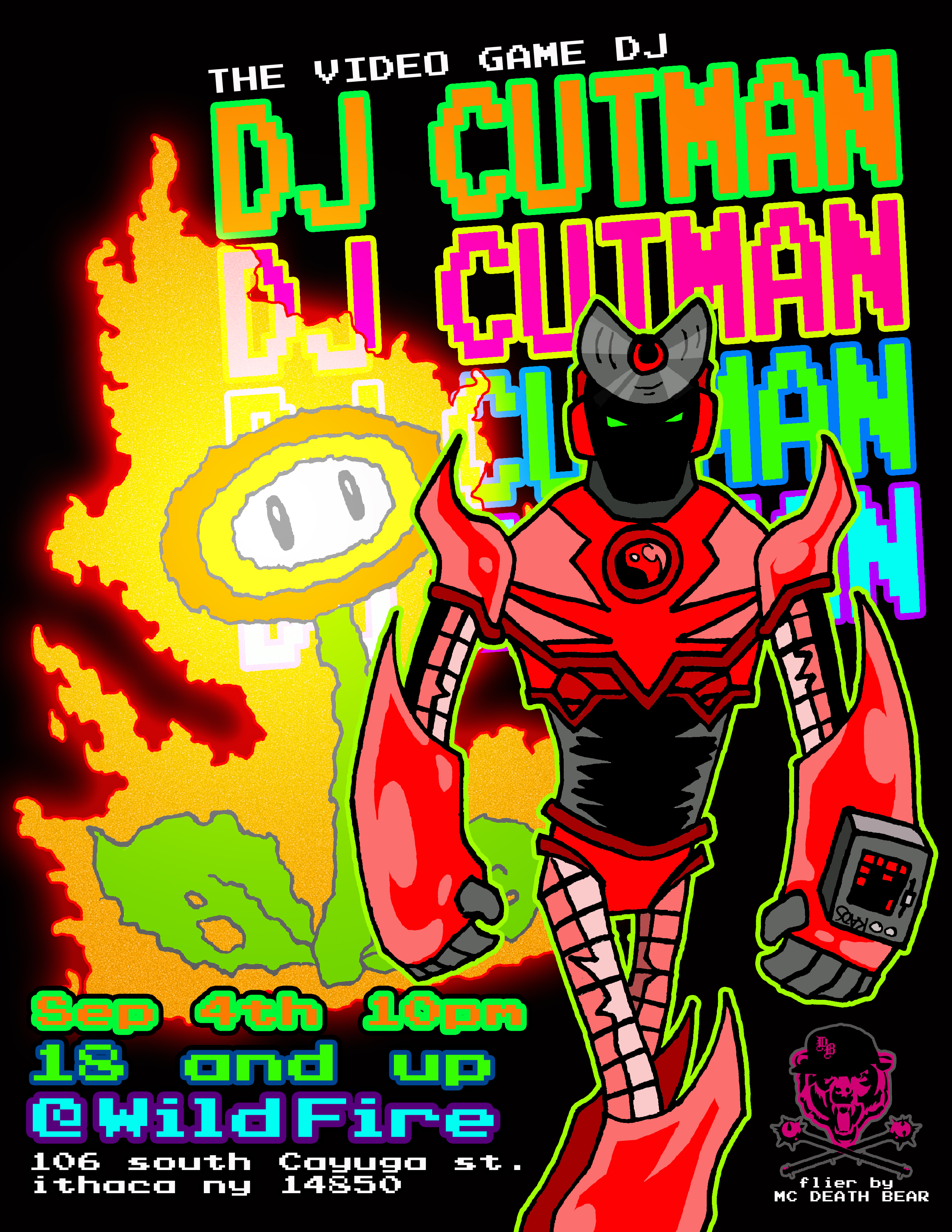 Dj+cutman